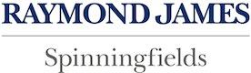 Raymond James, Spinningfields | Investment Management Services Logo
